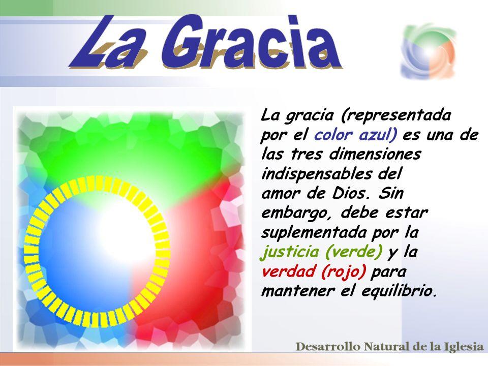 La Gracia La gracia (representada