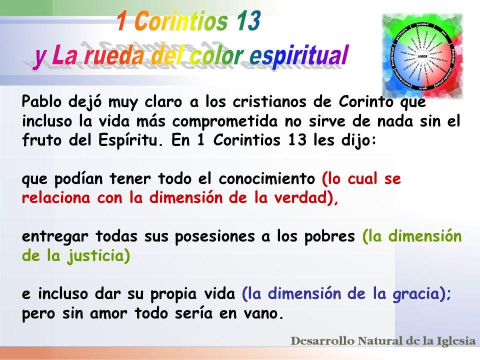 y La rueda del color espiritual