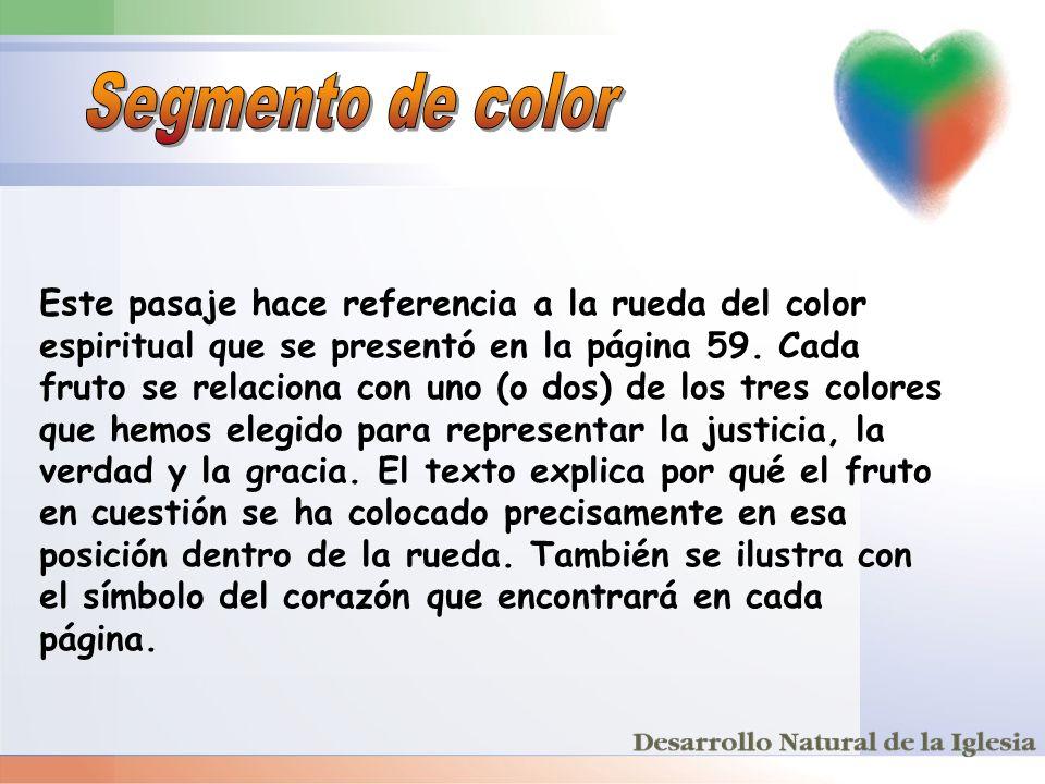 Segmento de color