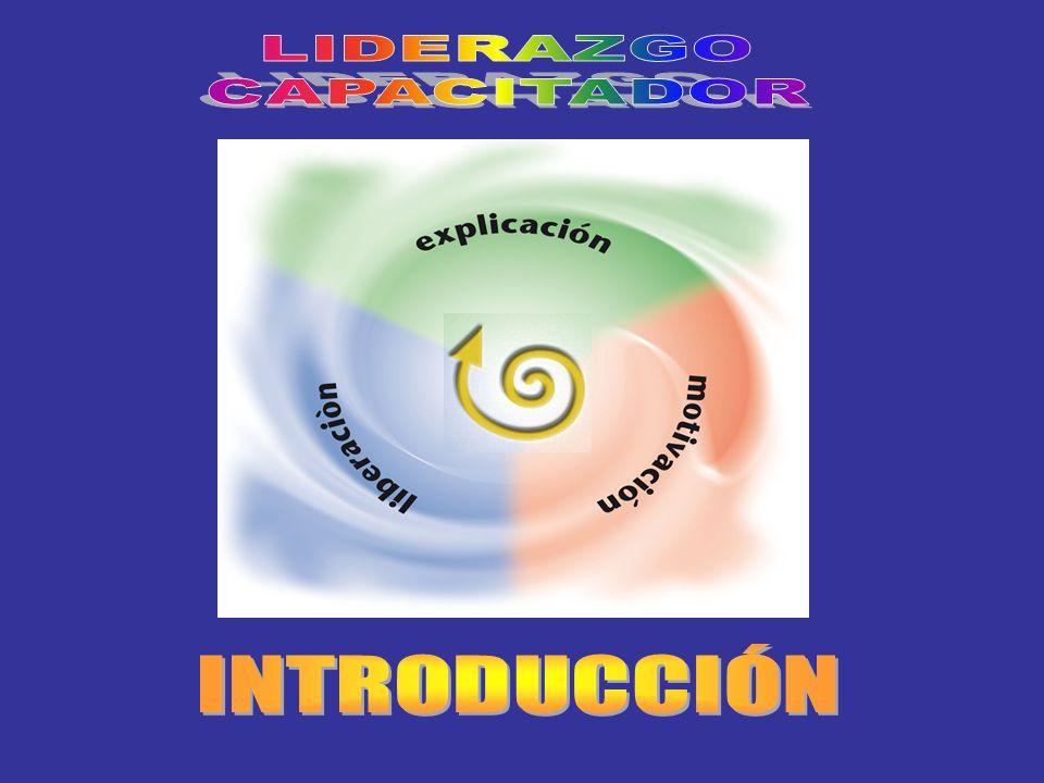 LIDERAZGO CAPACITADOR INTRODUCCIÓN