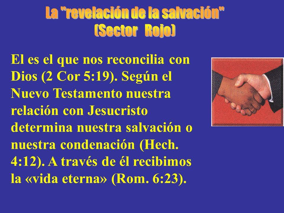 La revelación de la salvación