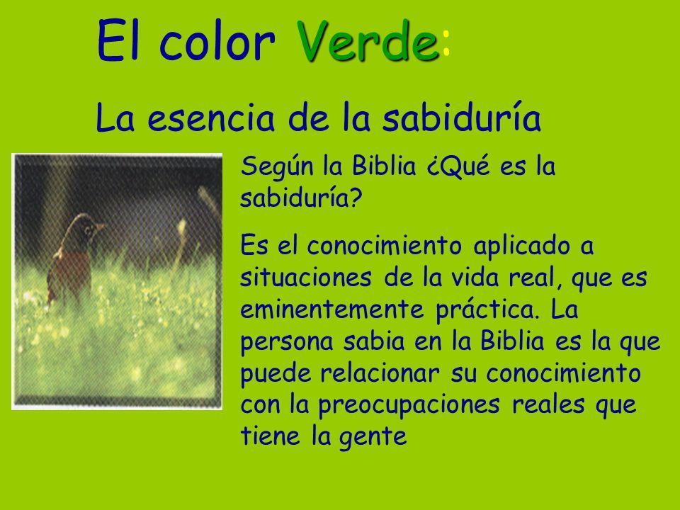 El color Verde: La esencia de la sabiduría