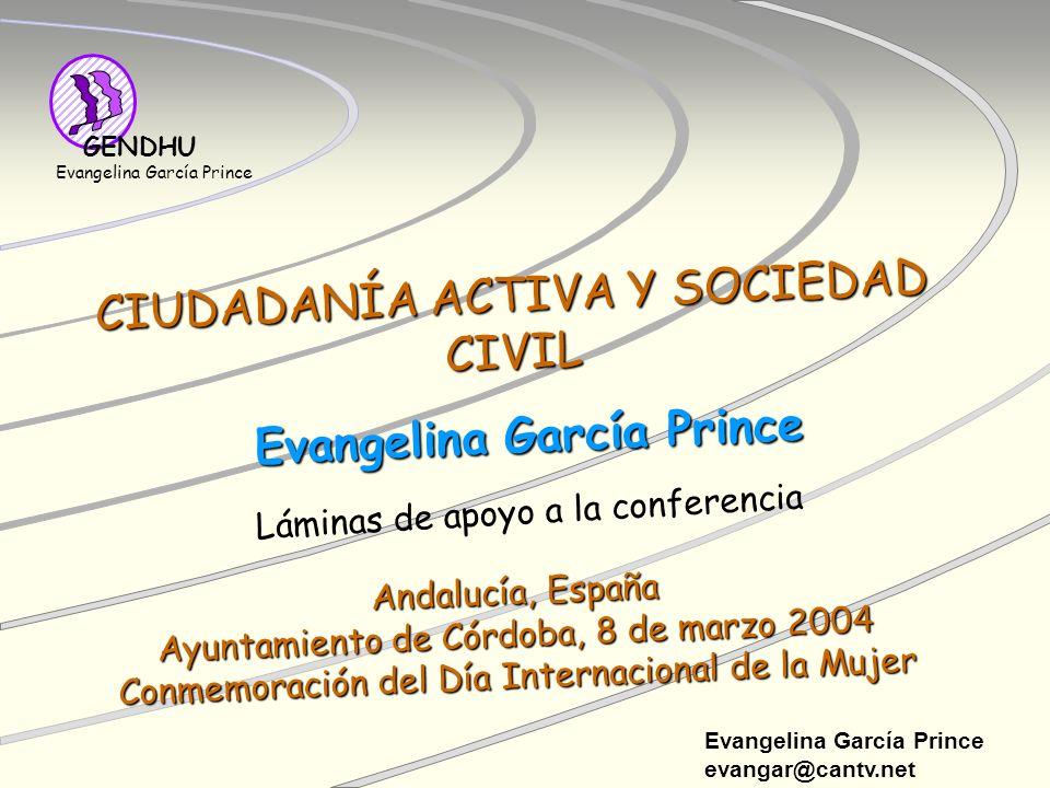 Evangelina García Prince