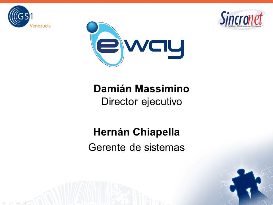 Damián Massimino Director ejecutivo