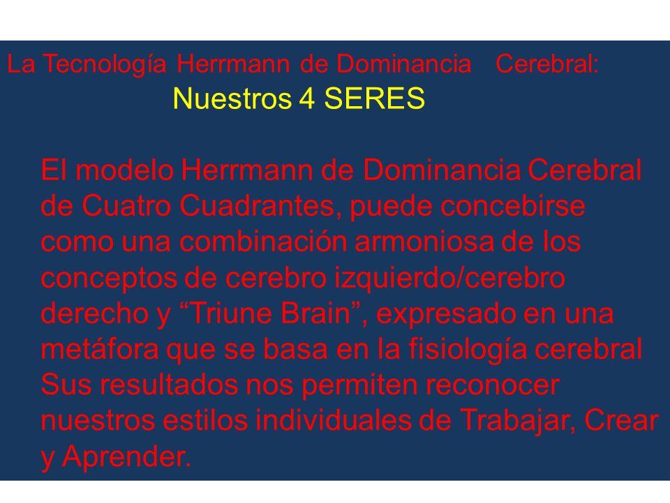 La Tecnología Herrmann de Dominancia Cerebral: