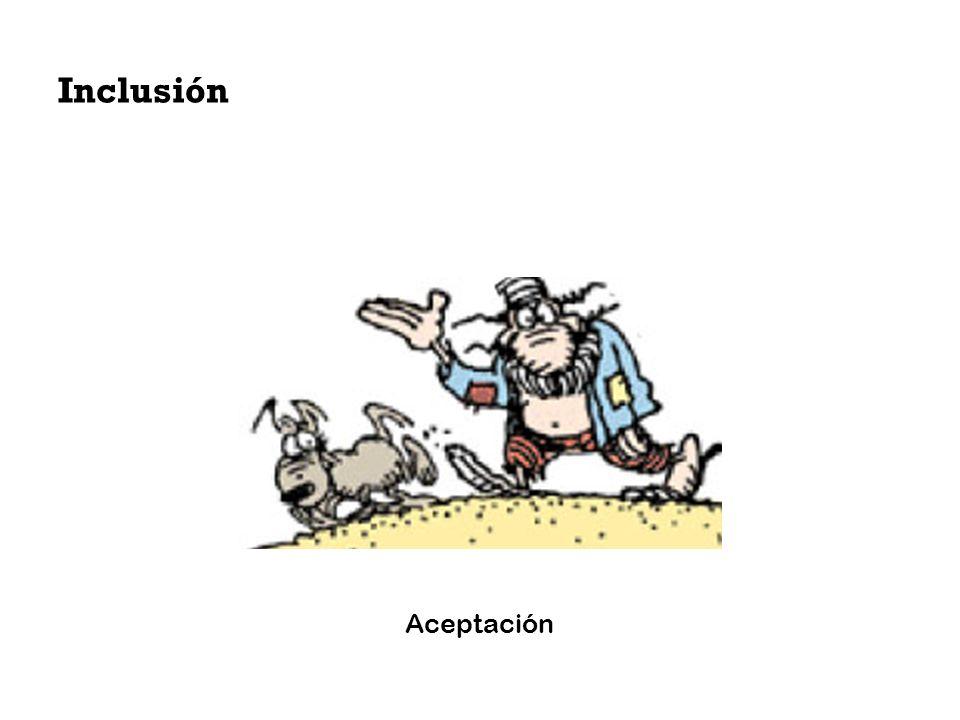 Inclusión Aceptación