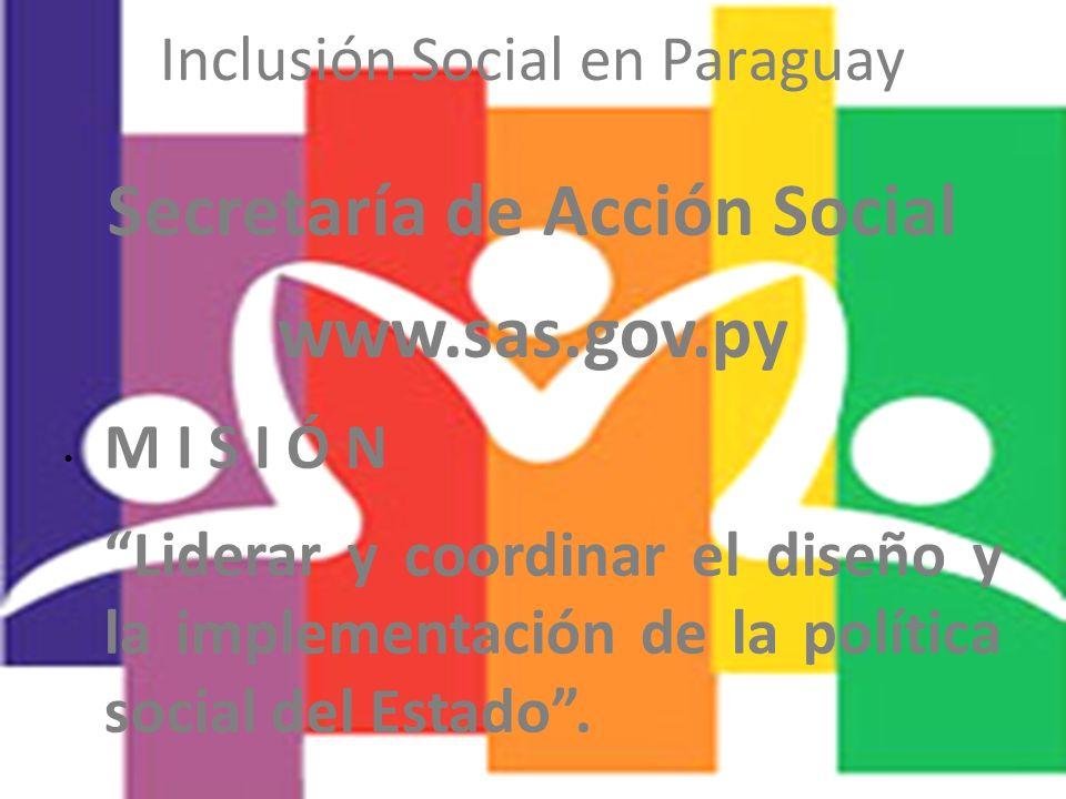 Inclusión Social en Paraguay