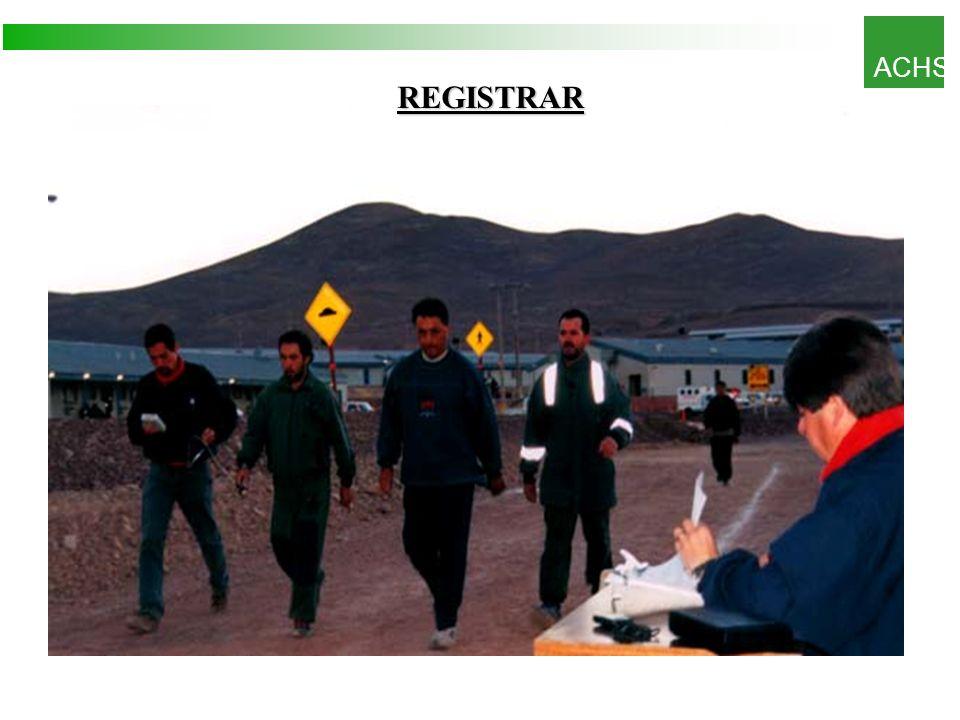 ACHS REGISTRAR