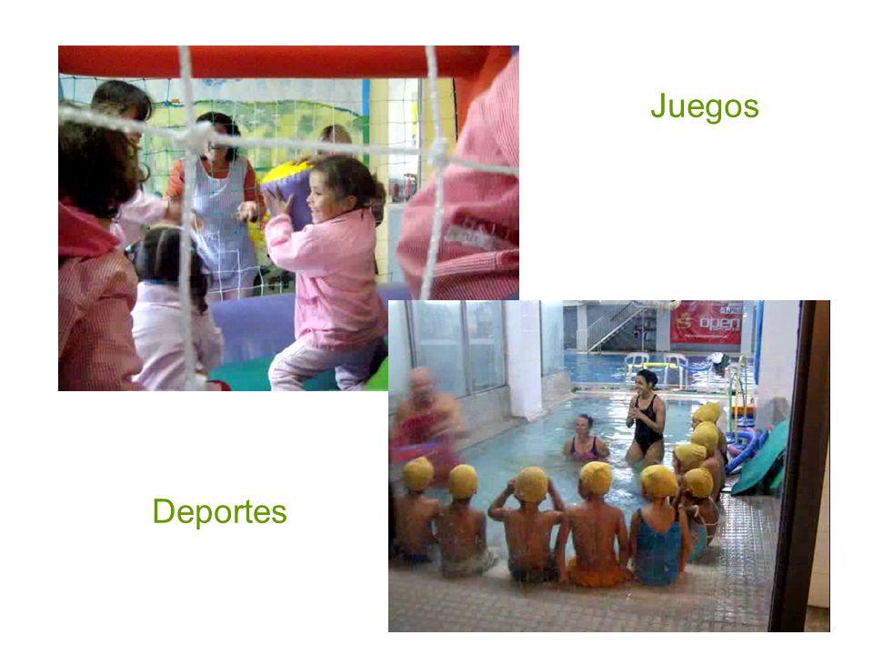 Juegos Deportes
