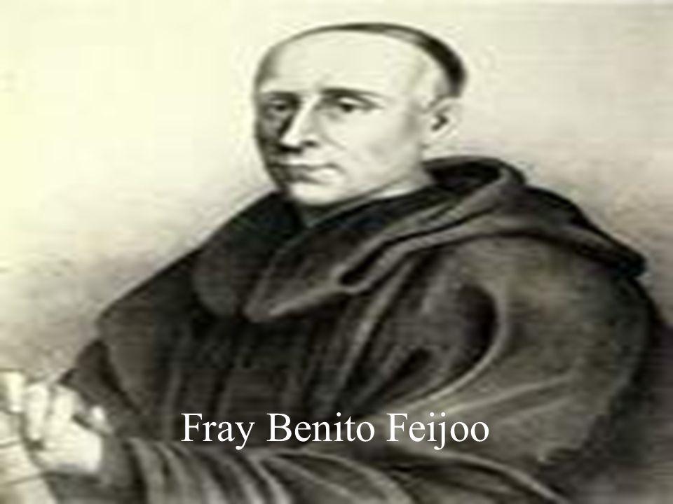 Fray Benito Feijoo