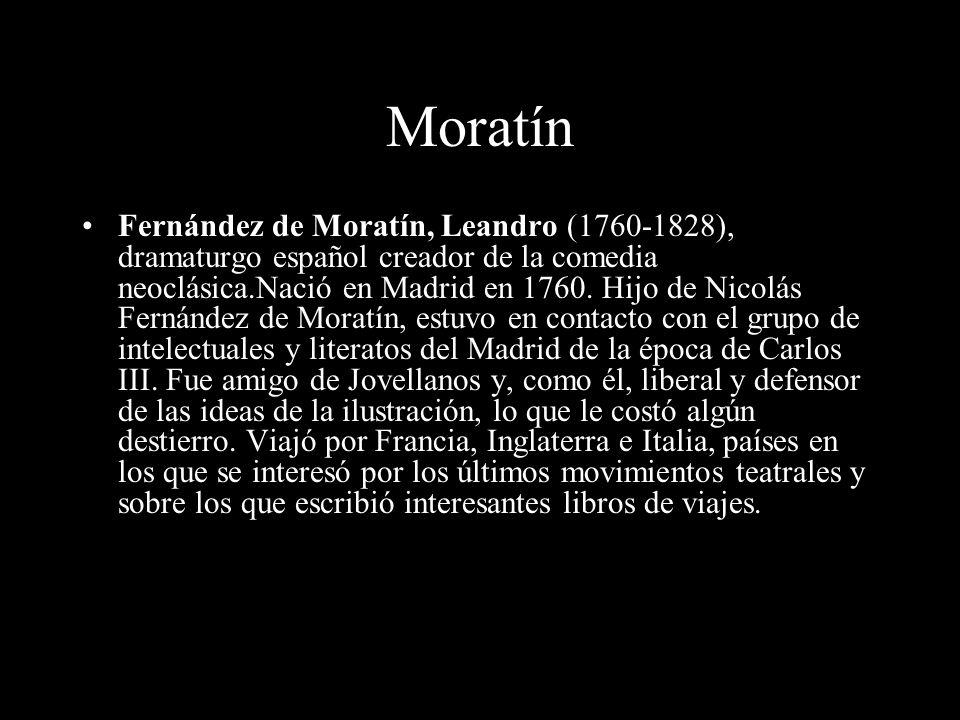 Moratín