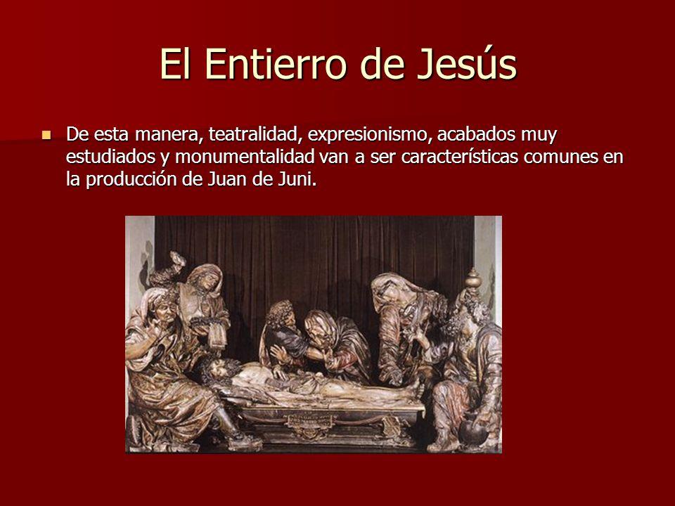 El Entierro de Jesús