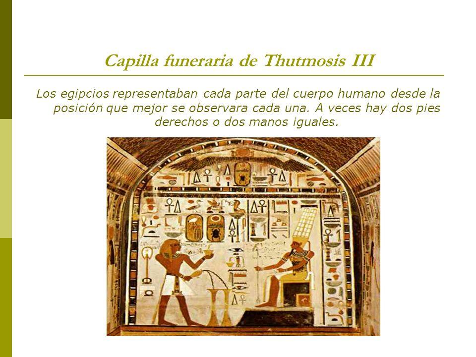 Capilla funeraria de Thutmosis III