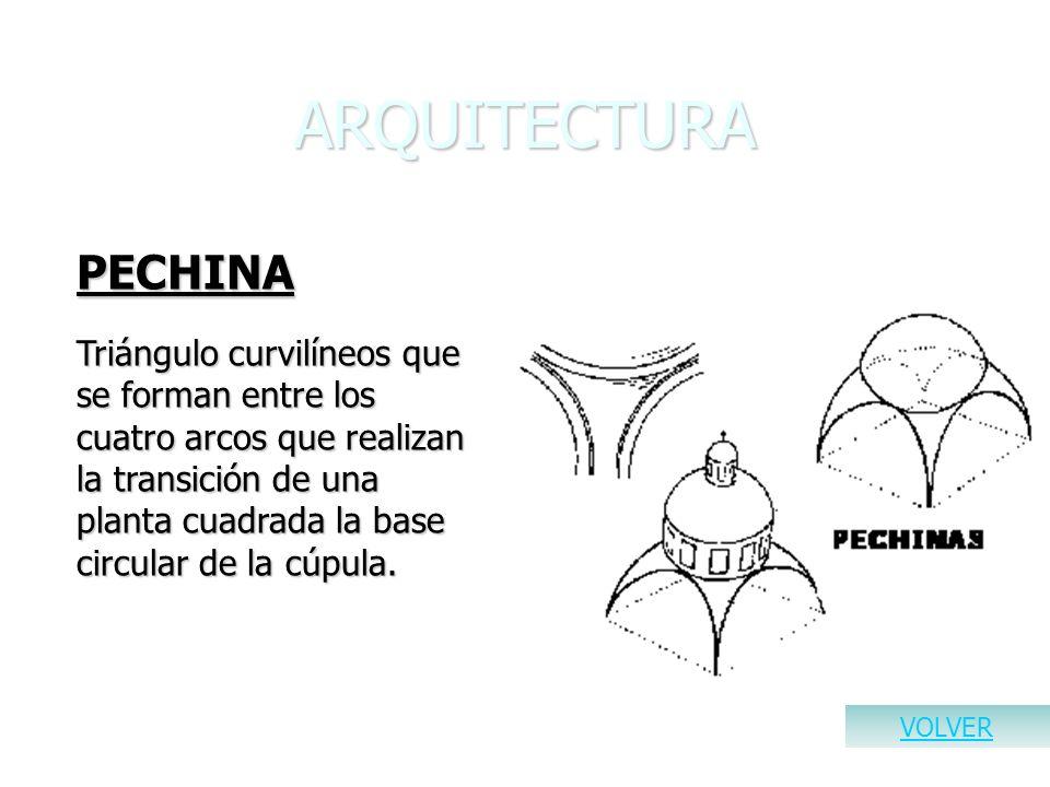 ARQUITECTURA PECHINA.