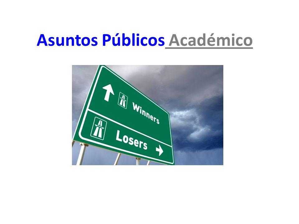 Asuntos Públicos Académico