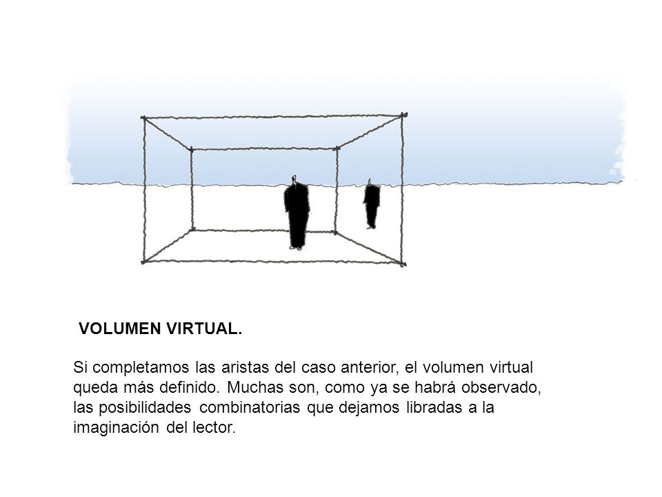 VOLUMEN VIRTUAL.
