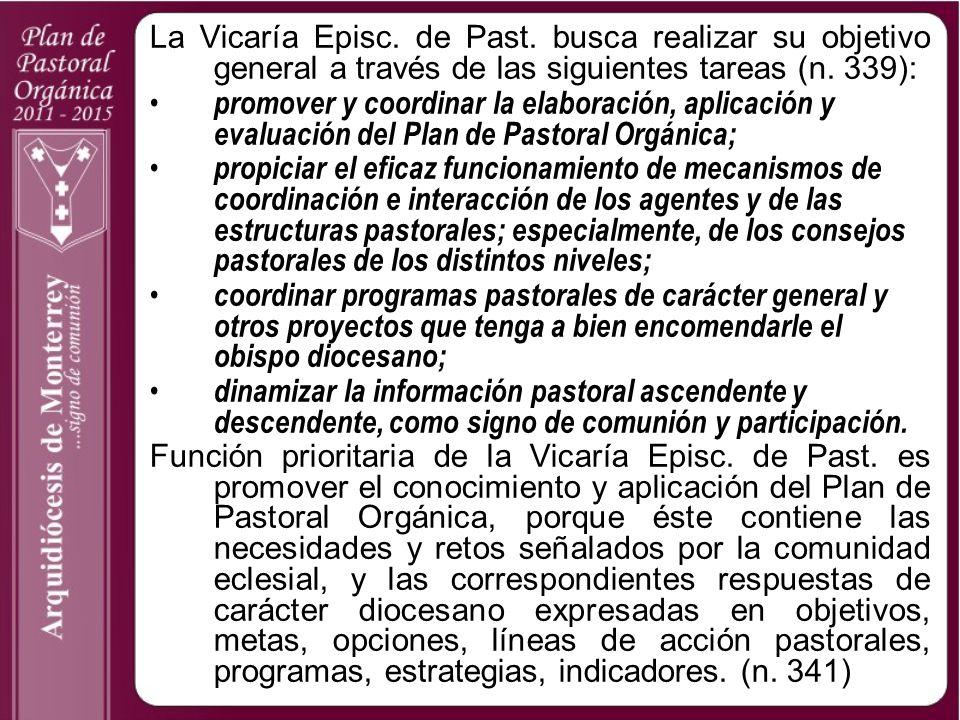 La Vicaría Episc. de Past