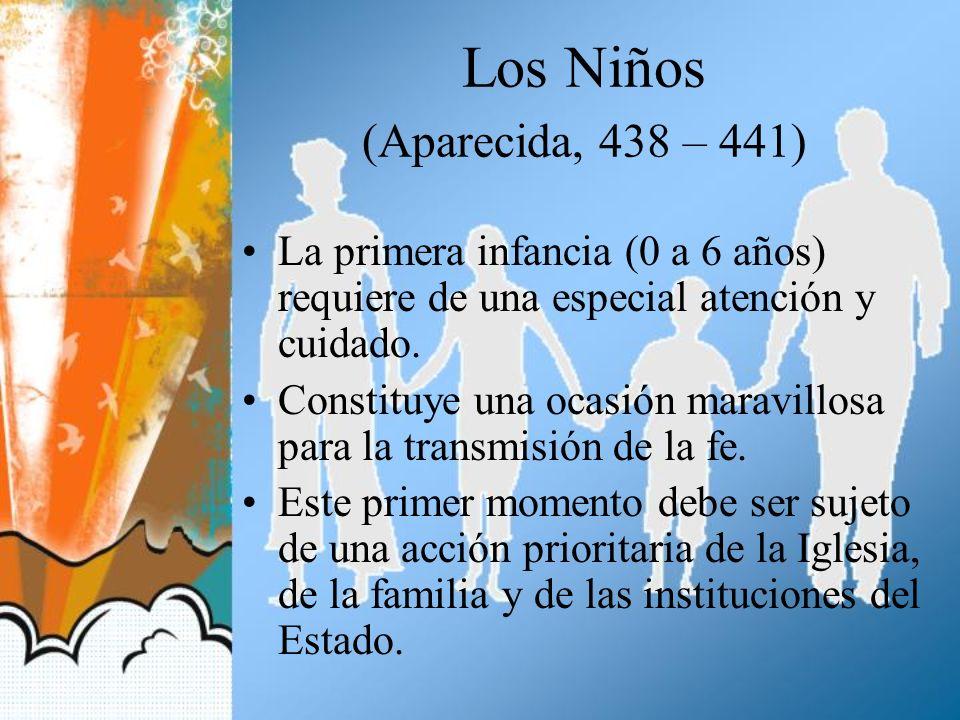 Los Niños (Aparecida, 438 – 441)