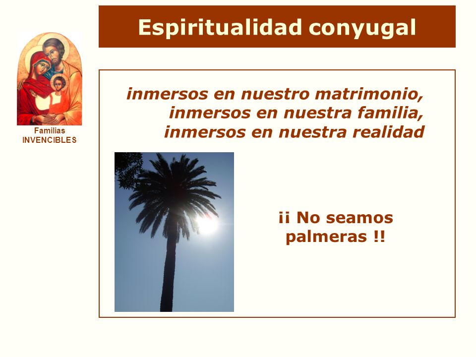 Espiritualidad conyugal