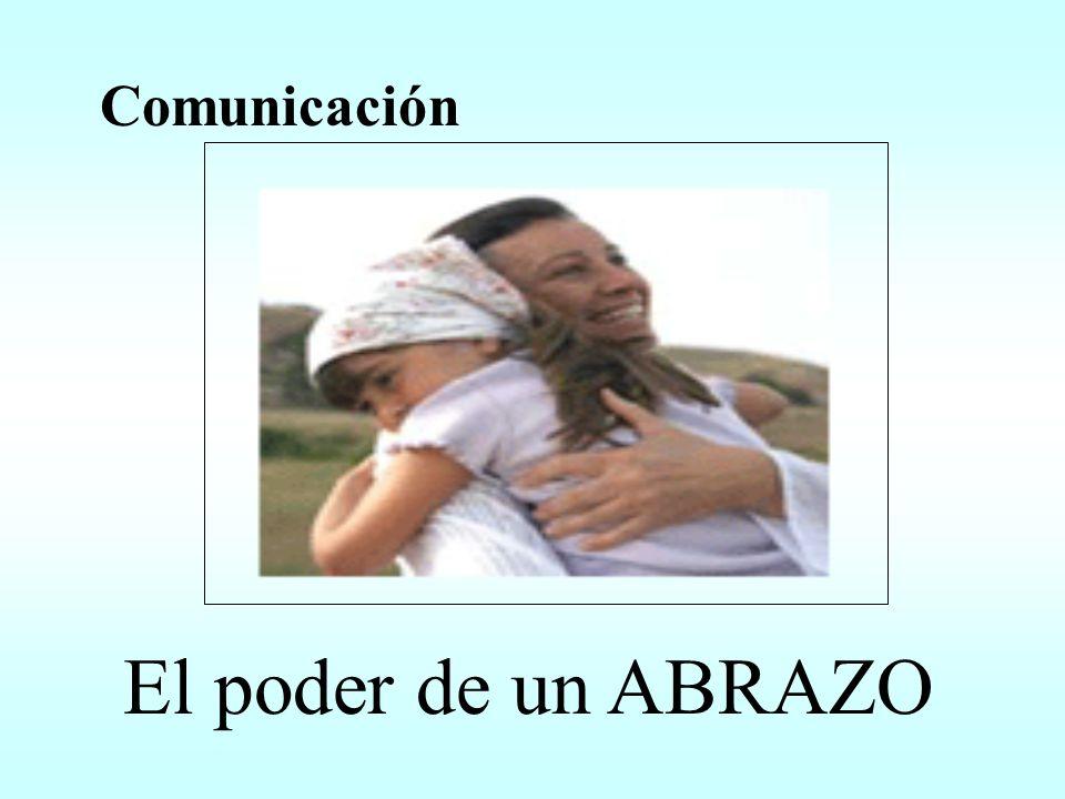 Comunicación El poder de un ABRAZO