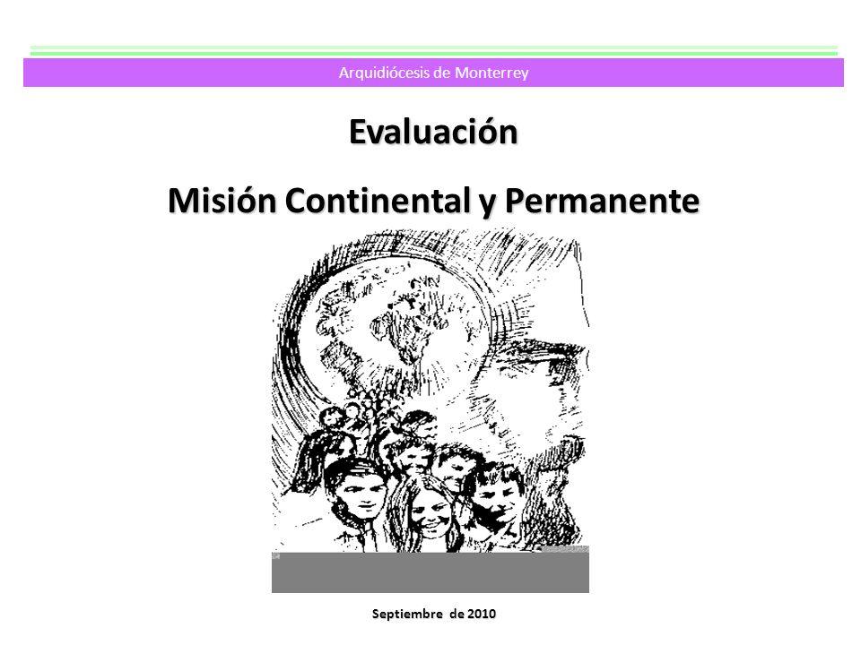 Misión Continental y Permanente