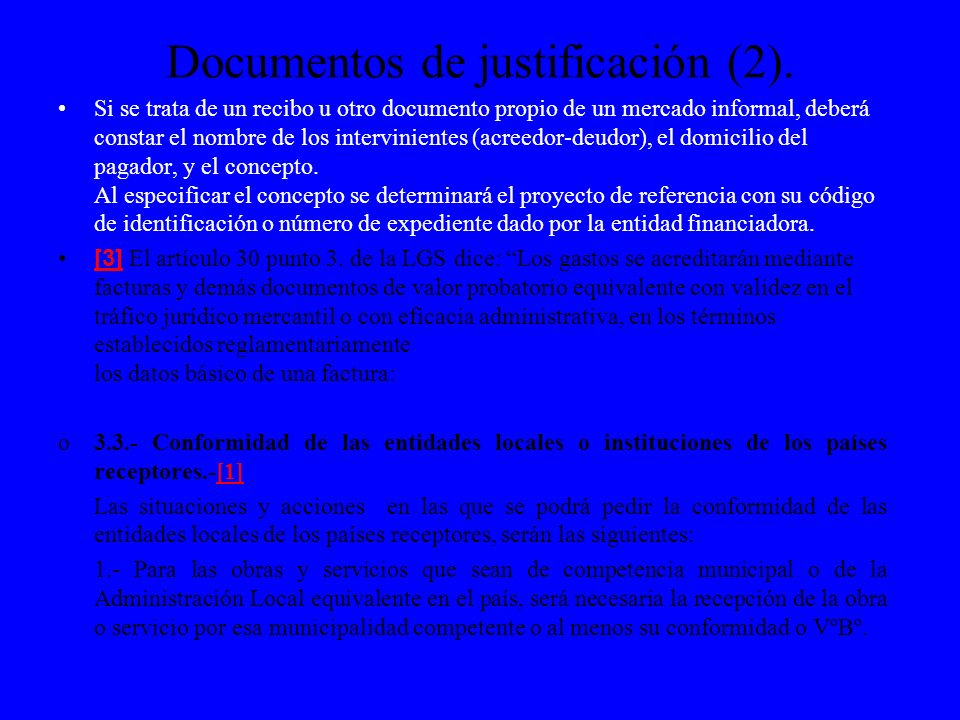 Documentos de justificación (2).
