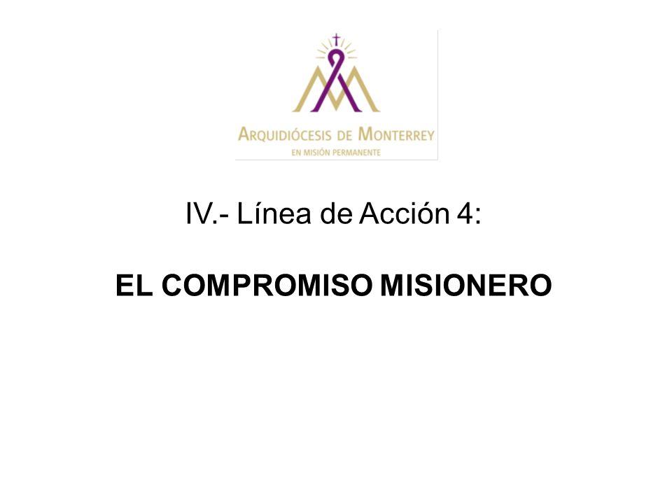 EL COMPROMISO MISIONERO