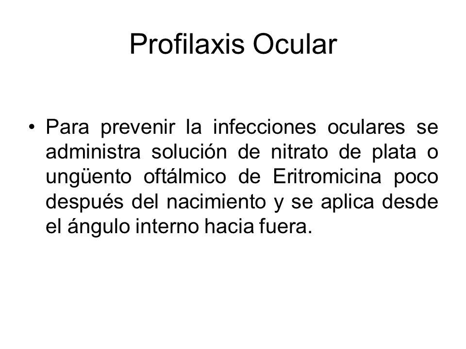 Profilaxis Ocular
