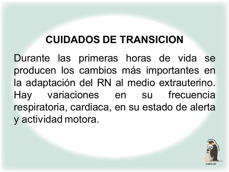 CUIDADOS DE TRANSICION