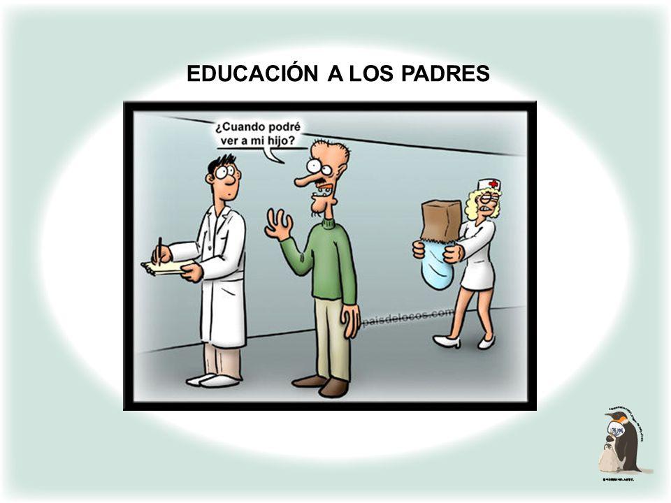 EDUCACIÓN A LOS PADRES