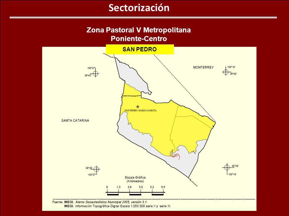 Zona Pastoral V Metropolitana Poniente-Centro