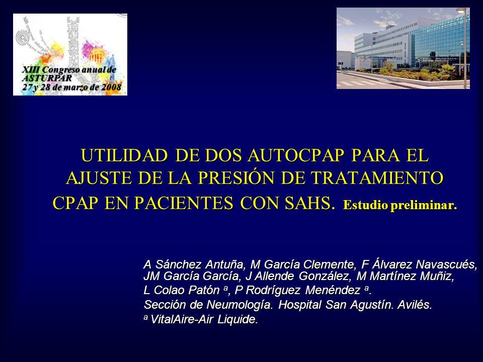 XIII Congreso anual de ASTURPAR. 27 y 28 de marzo de 2008.