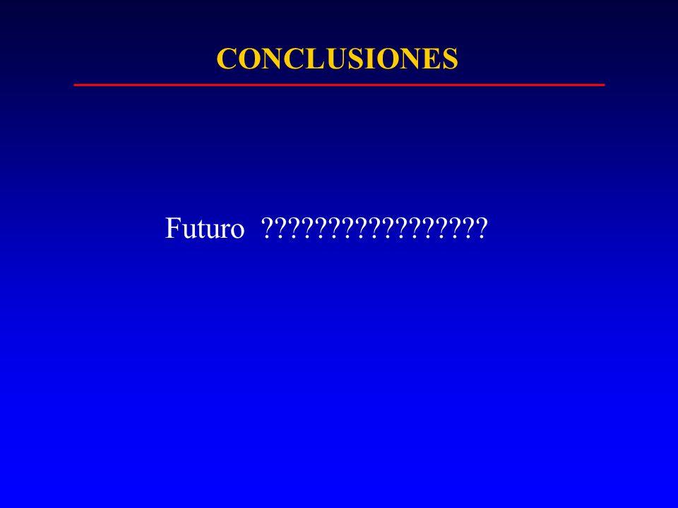 CONCLUSIONES Futuro