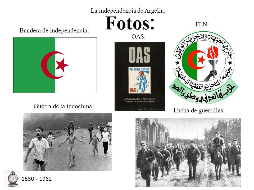 La independencia de Argelia:
