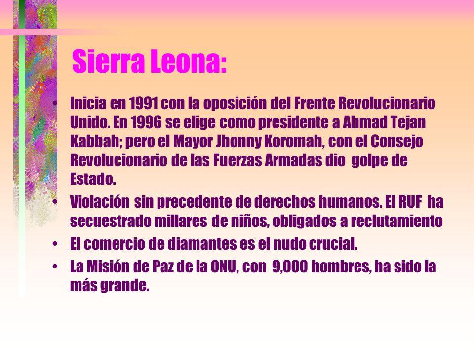 Sierra Leona: