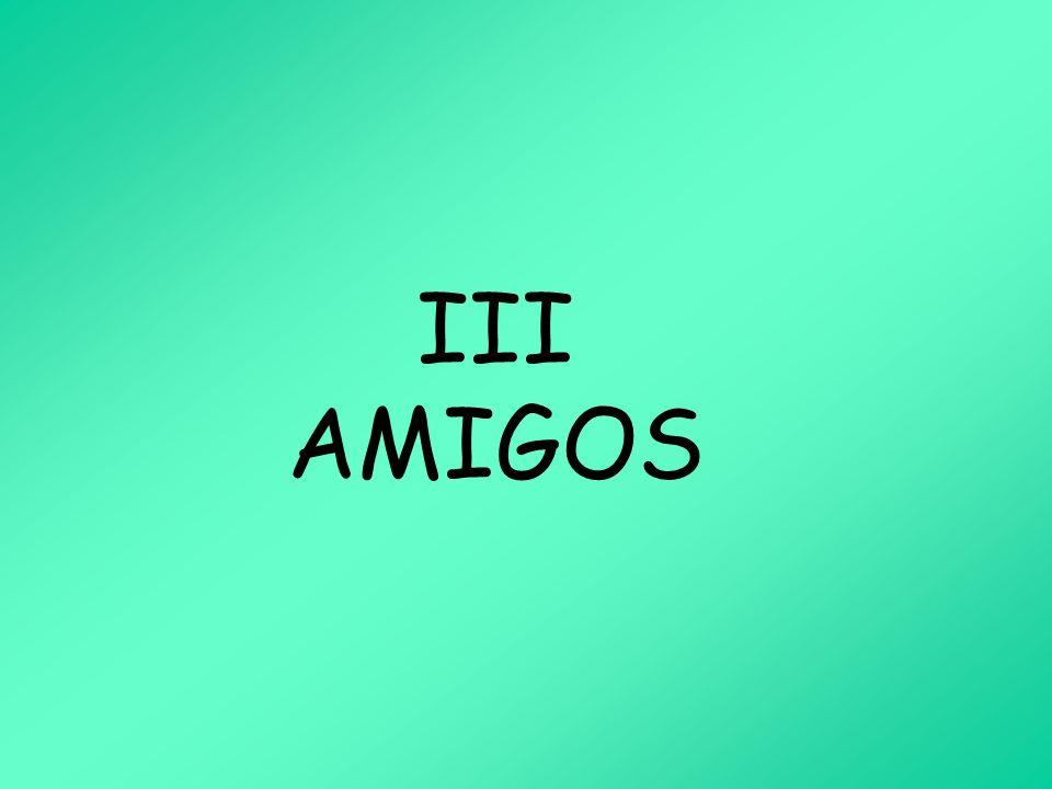 III AMIGOS