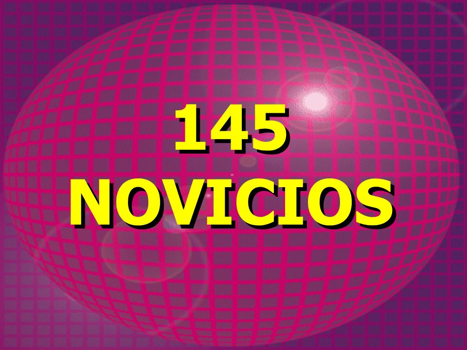 145 NOVICIOS
