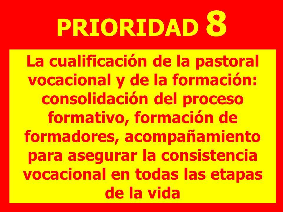 PRIORIDAD 8