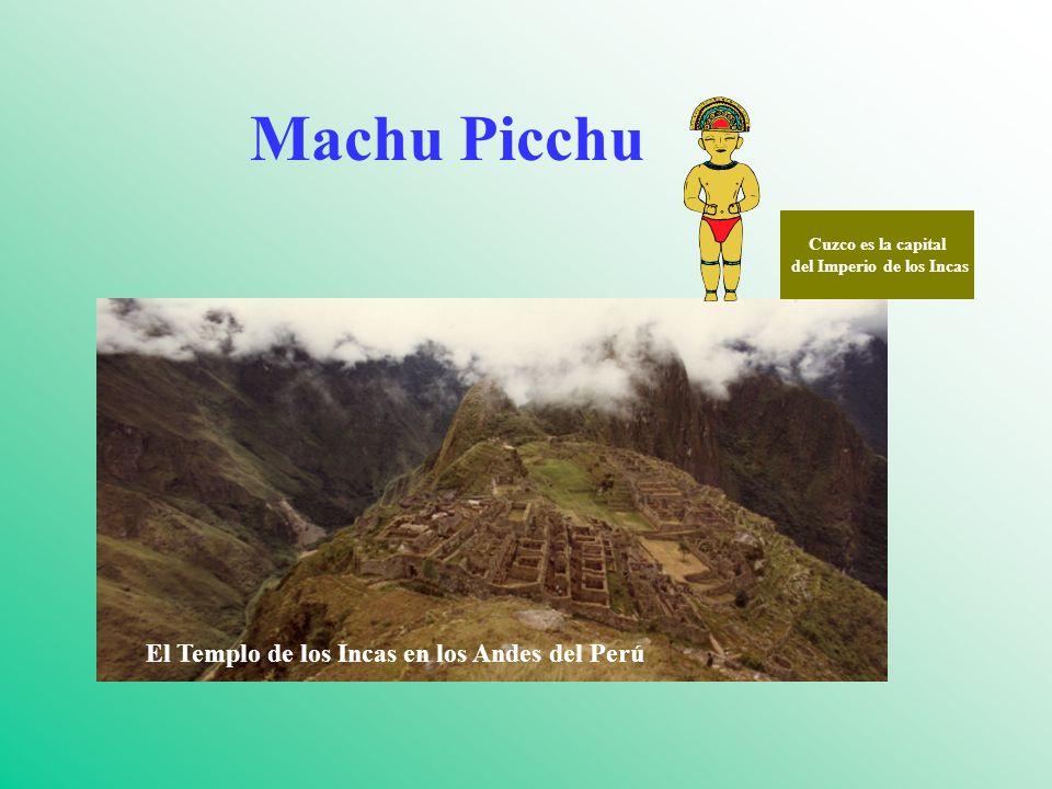 del Imperio de los Incas