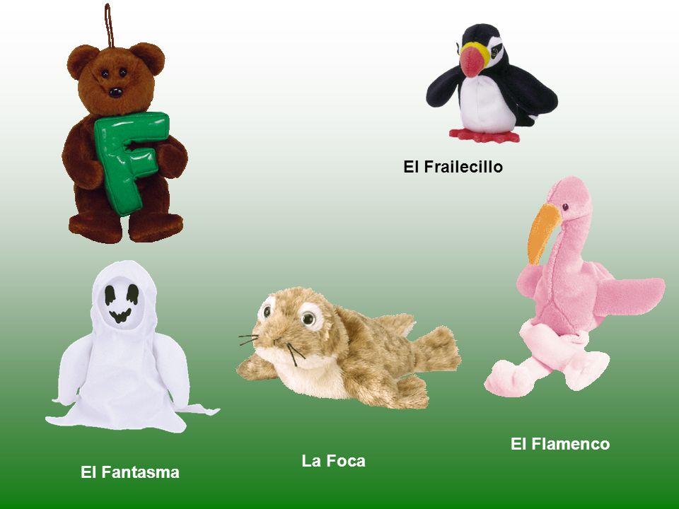 El Frailecillo El Flamenco La Foca El Fantasma