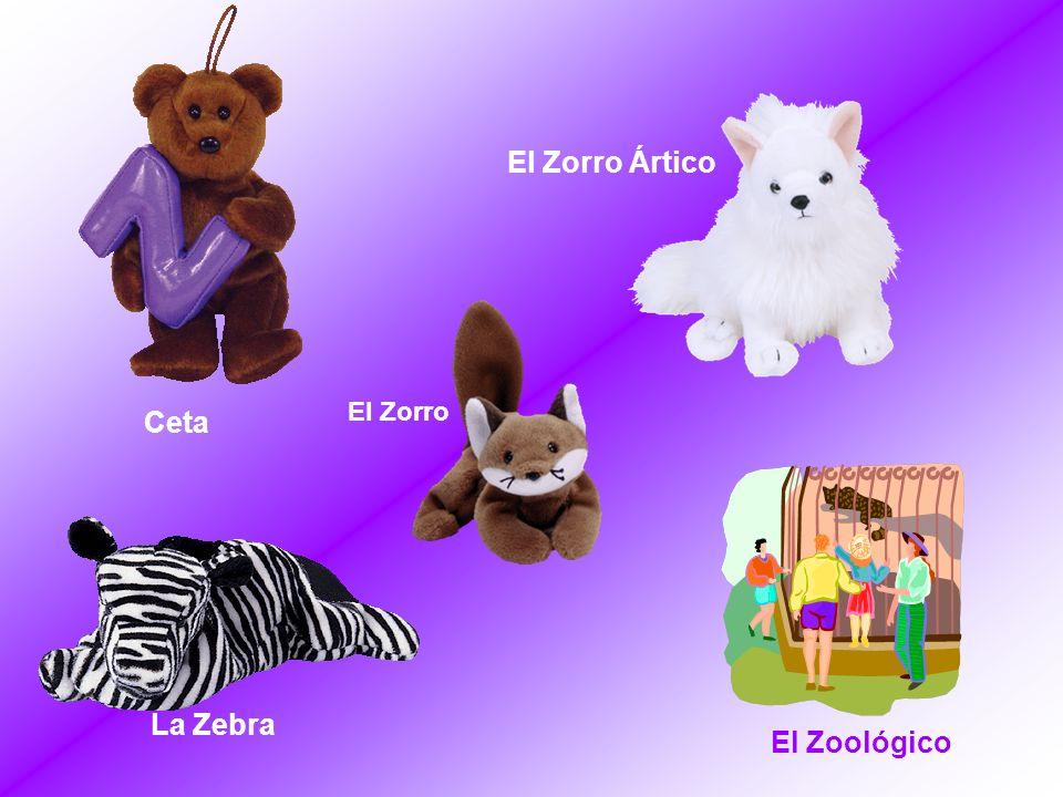 El Zorro Ártico El Zorro Ceta La Zebra El Zoológico
