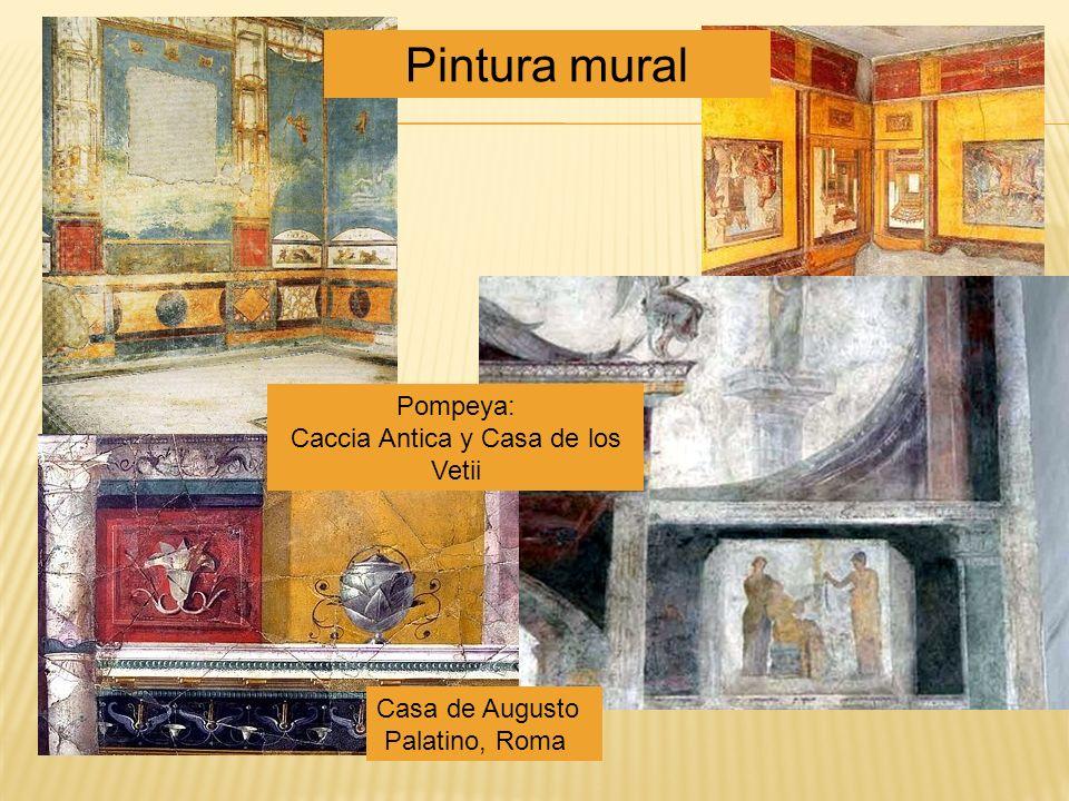 Caccia Antica y Casa de los Vetii