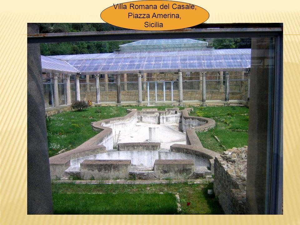 Villa Romana del Casale,