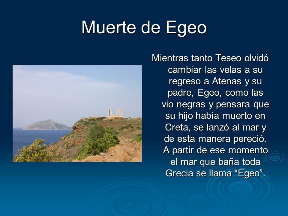 Muerte de Egeo