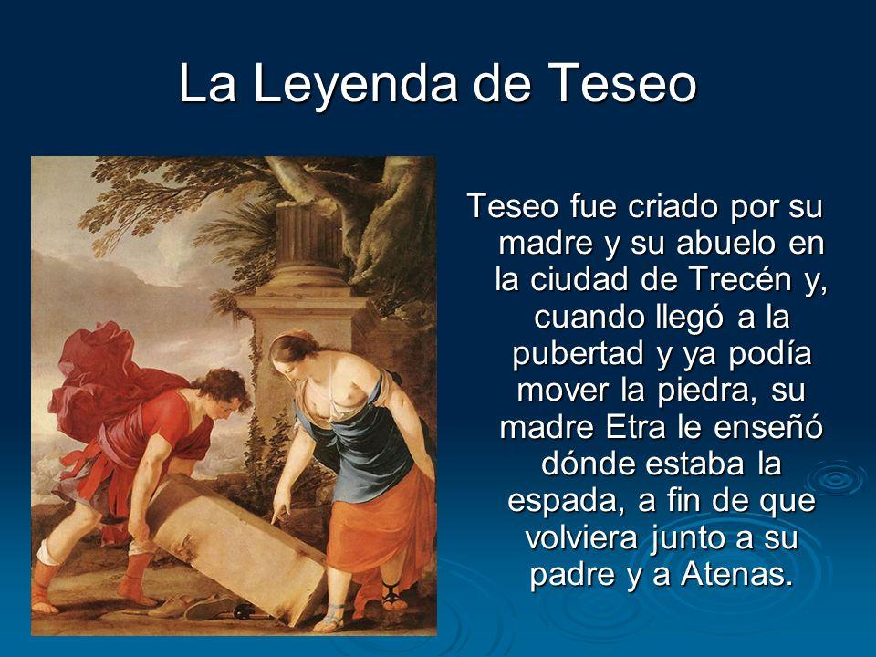 La Leyenda de Teseo