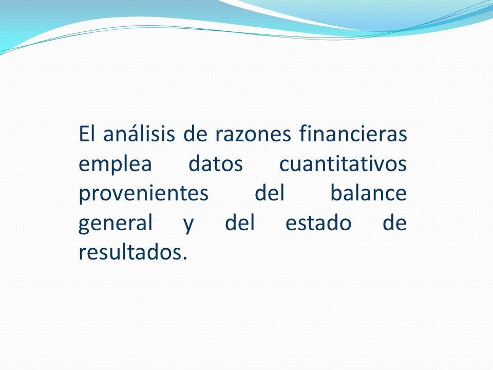 An lisis financiero ppt descargar for Analisis de balances