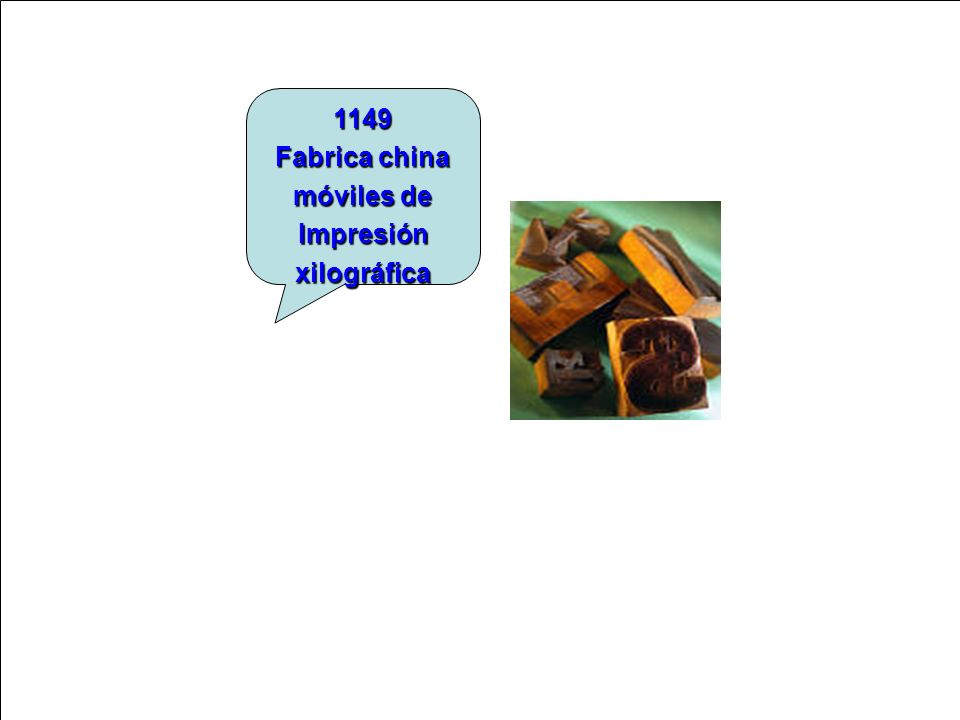 1149 Fabrica china móviles de Impresión xilográfica