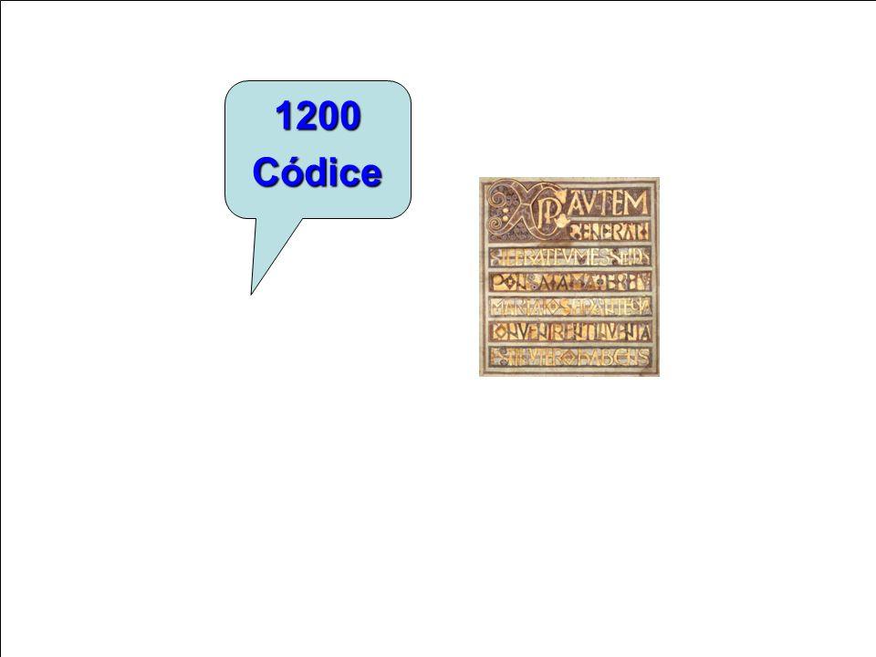 1200 Códice