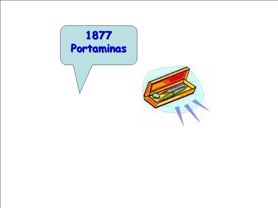 1877 Portaminas