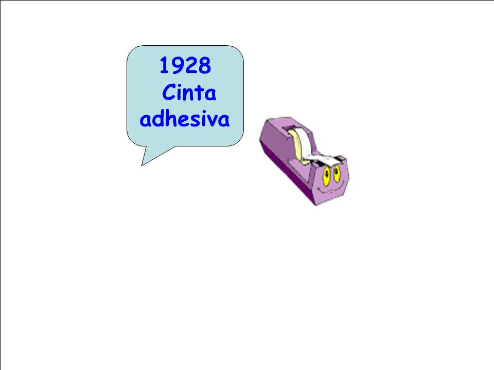 1928 Cinta adhesiva